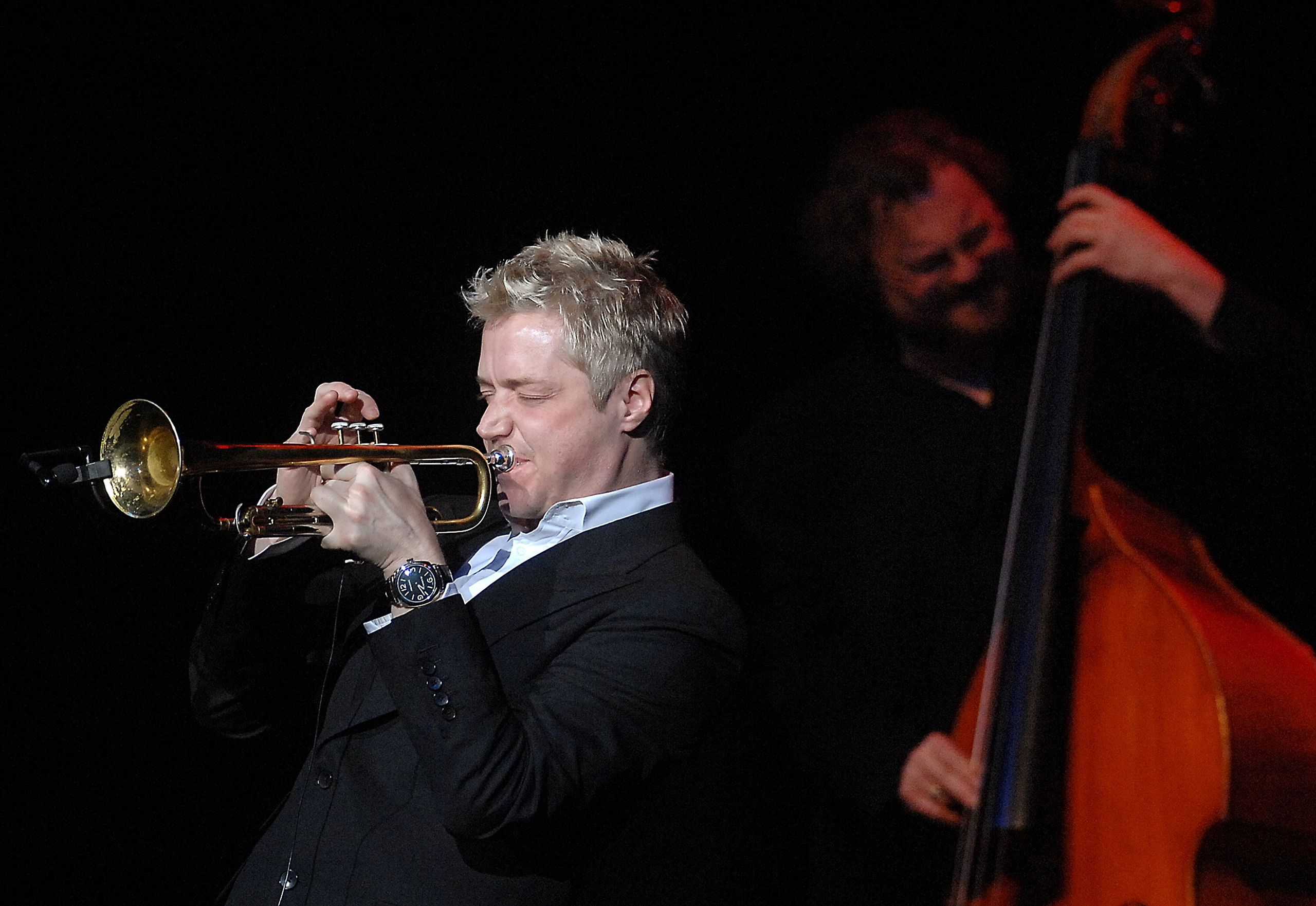 Chris  Botti, DeVos Place,  2005