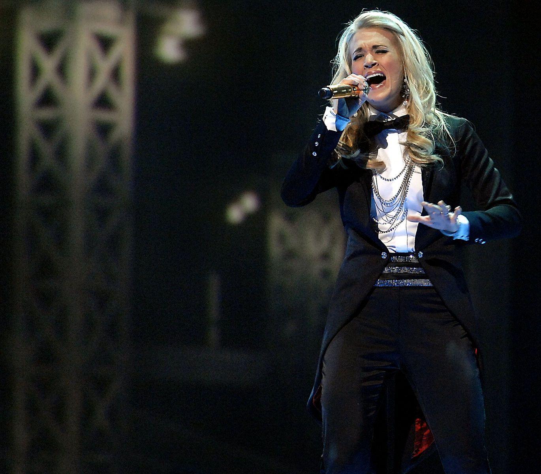 Carrie Underwood, Van Andel Arena 2010