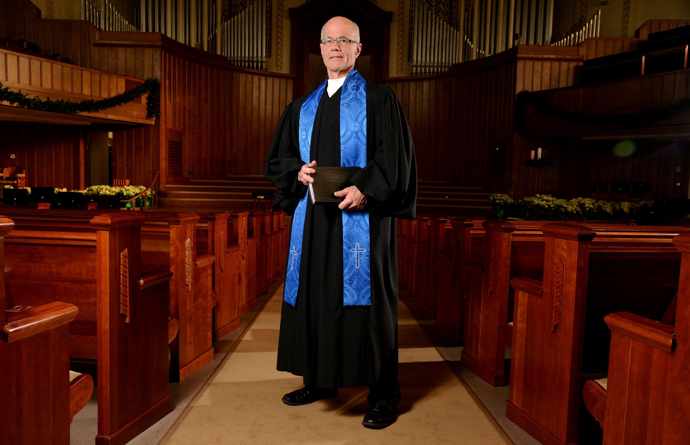 Pastor Dr. Guy Sayles