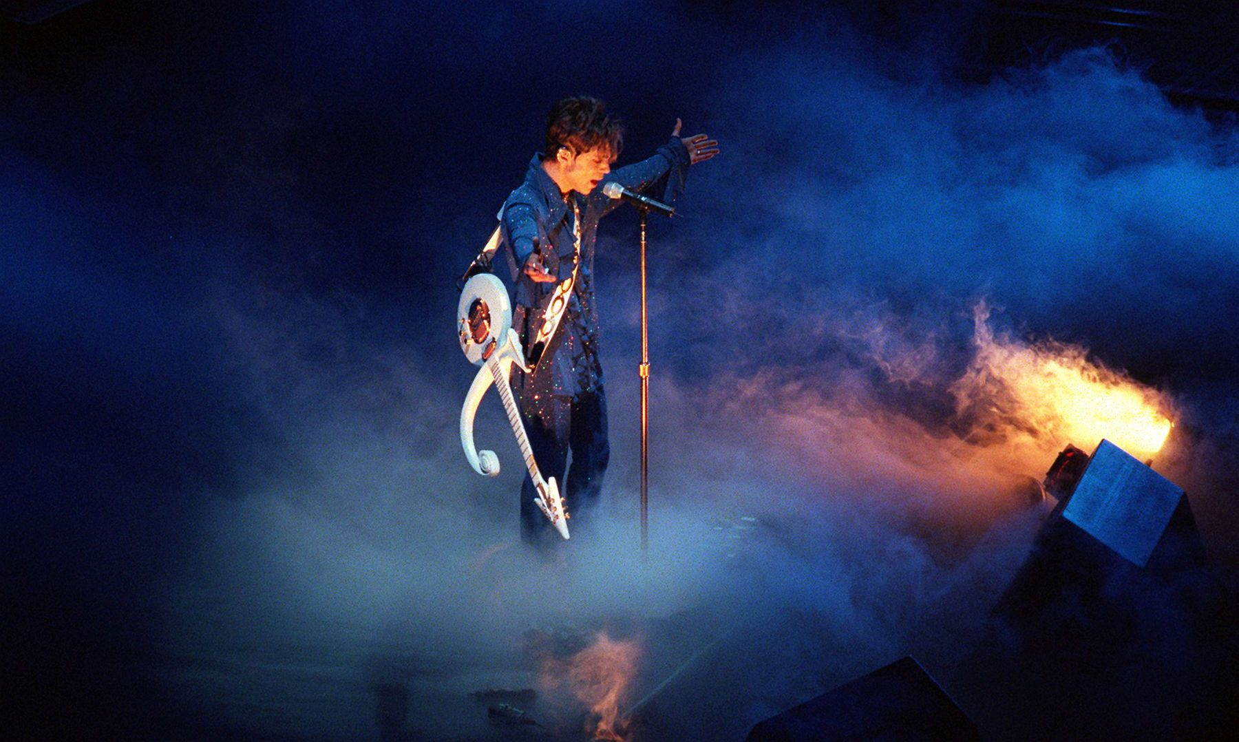 The Artist Formerly Known as Prince , Van Andel Arena 1997
