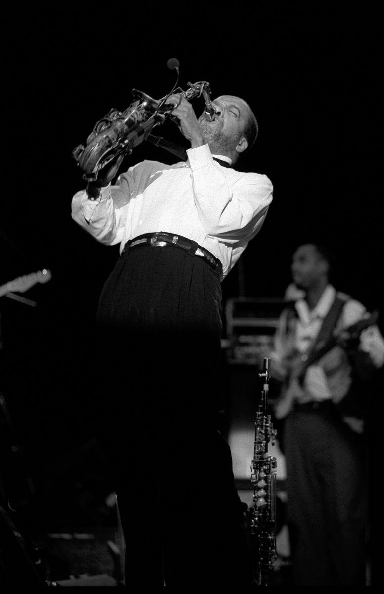 Grover Washington, Jr., Grand Center Ballroom 1996