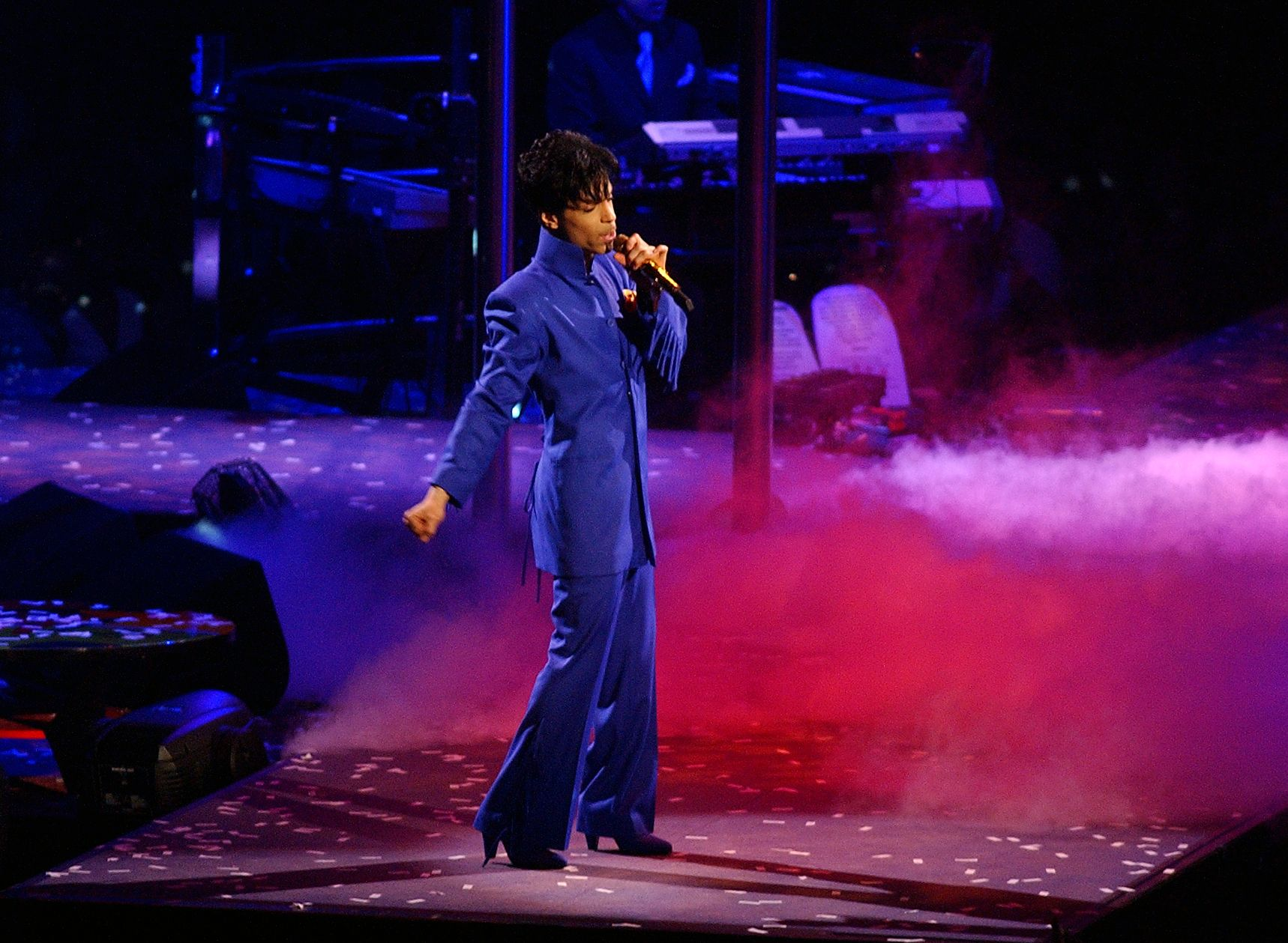 Prince Musicology Tour, Van Andel Arena 2004
