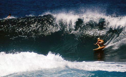Bunker, North Shore, Oahu, 1969