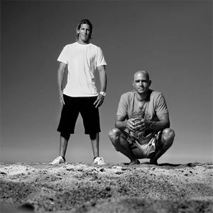 Andy Irons Kelly Slater, World Champion Surfers, Outside Magazine Feature
