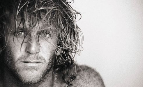 Martin Potter, World Champion Surfer, Spain, 1989