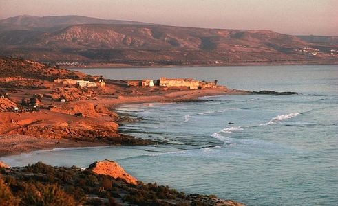 Anchor Point, Agadir, Morocco