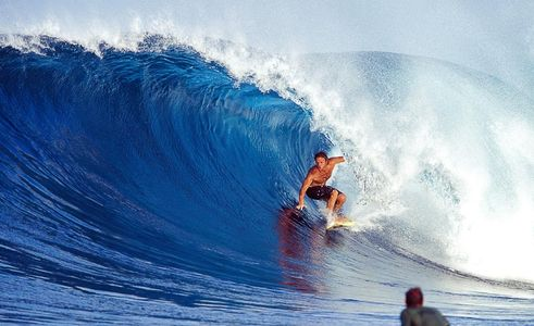 Luke Egan, Hollow Tree's, Mentawais, Indonesia