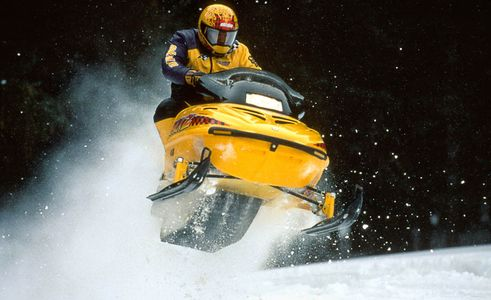 Skidoo Catalog advertising Backcountry Colorado