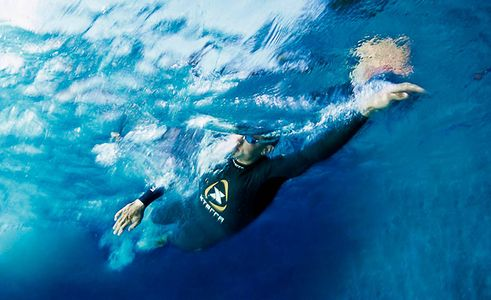 Xterra Wetsuits catalog advertising