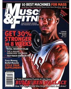 Ben Wallace, Cover and Feature
