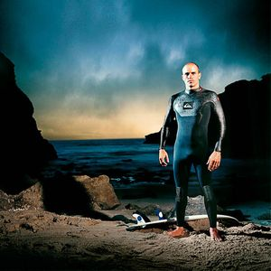 Kelly Slater, Cell Wetsuits, Quiksilver