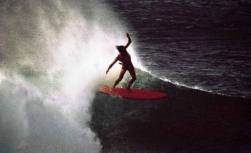 Owl Chapman, Pipeline, Hawaii, 1971