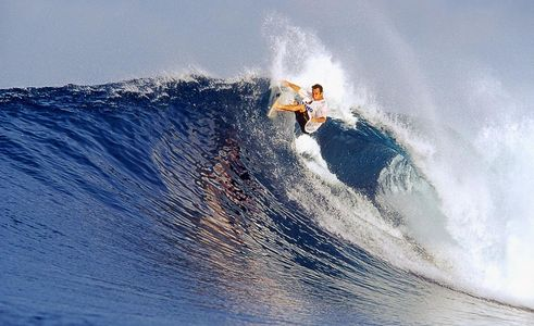 Shane Dorian, Hollow Tree's, Mentawais, Indonesia