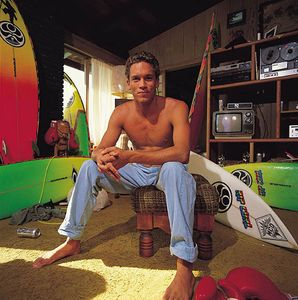 Brock Little , Morning at the Hill House, North Shore Hawaii, 1991