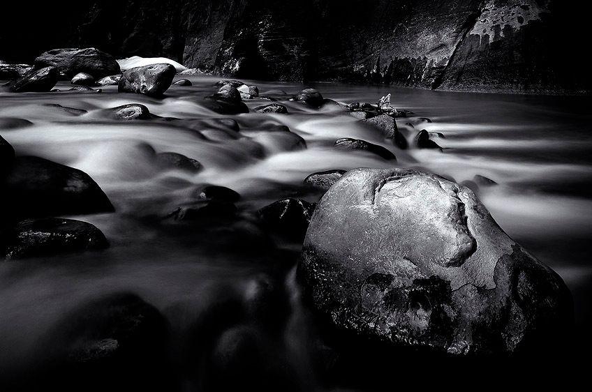 Wet Rocks in Zion