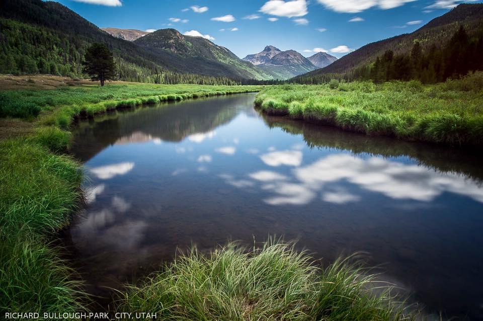 Still Waters, Uinta Mountains, Utah