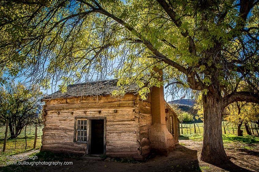 Mormon Pioneer Home