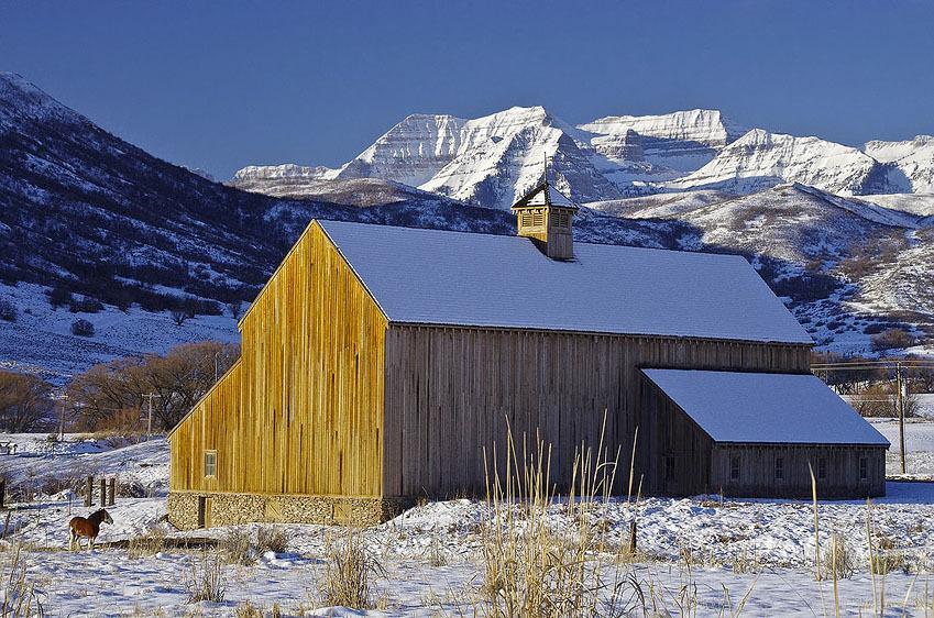 The Tate Barn