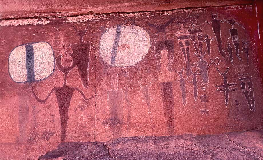 Lost Pictographs