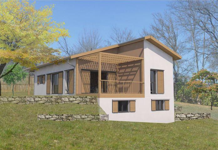 Maison à Levignac