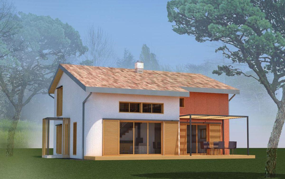 MD03 Modèle maison T5