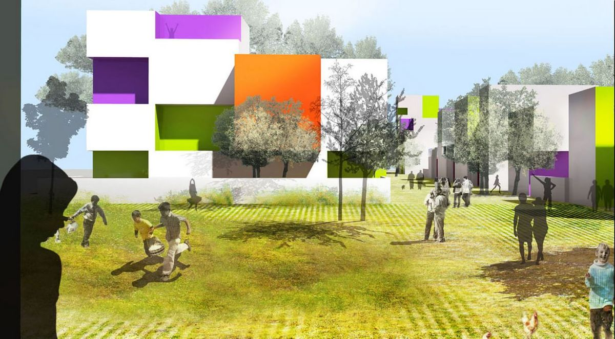Concours OPPIDEA - L'Habitat du futur - La Vigie