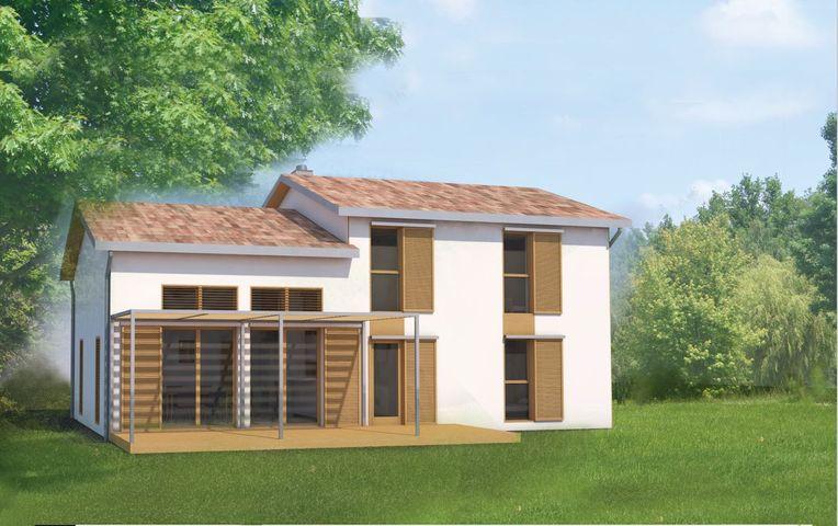 MD01 Modèle maison T4