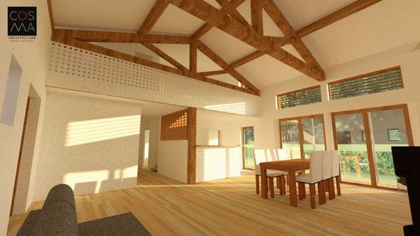 MD01b Modèle maison T4