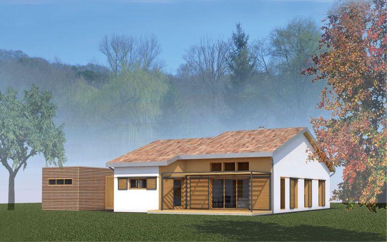 MD 02 Modèle maison T4