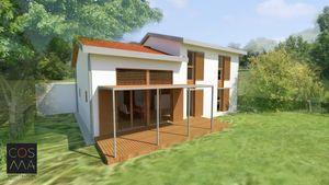 MD01b - Modèle Maison T4