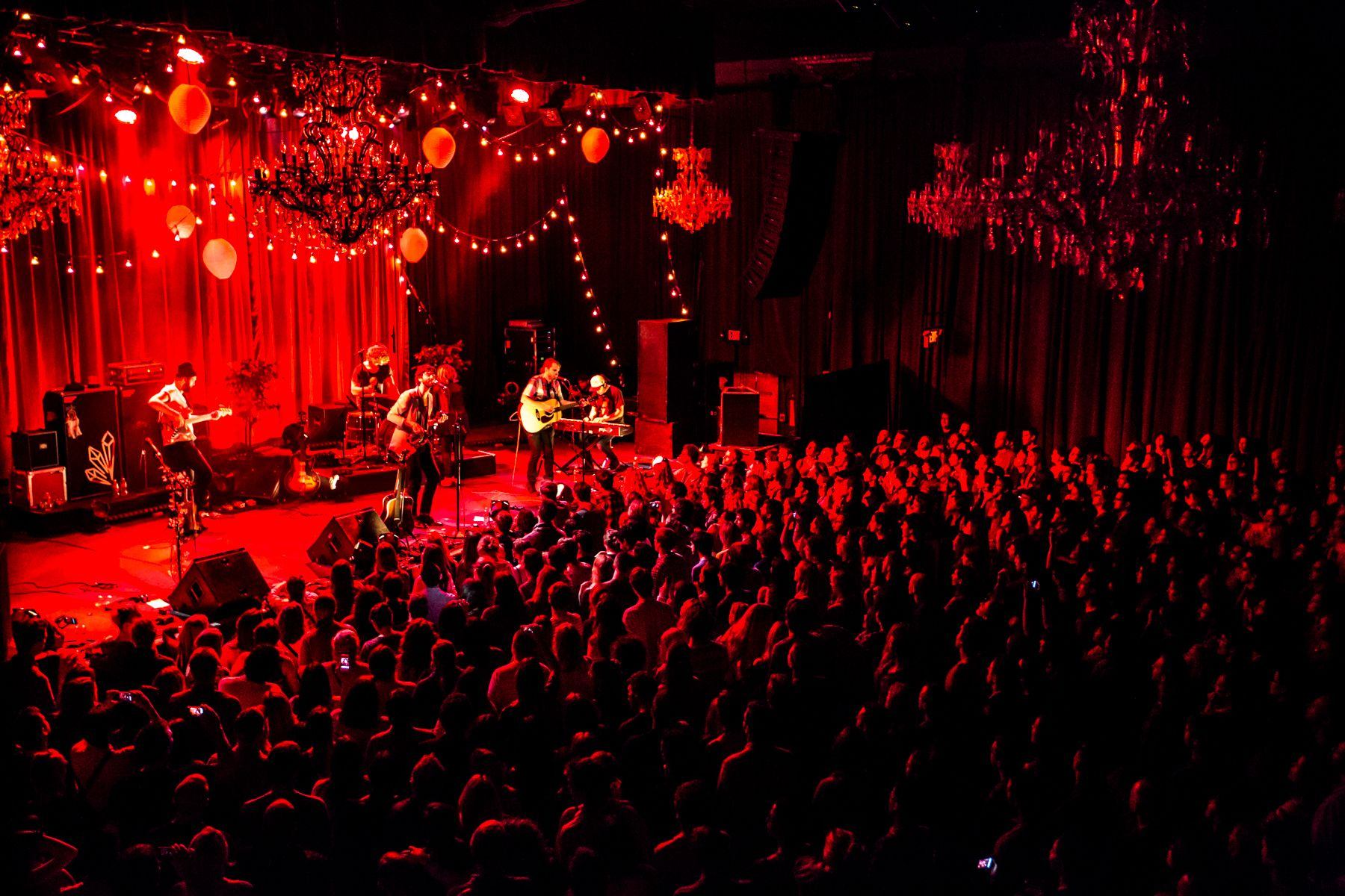 The Head and the Heart The Fillmore | San Francisco, CA