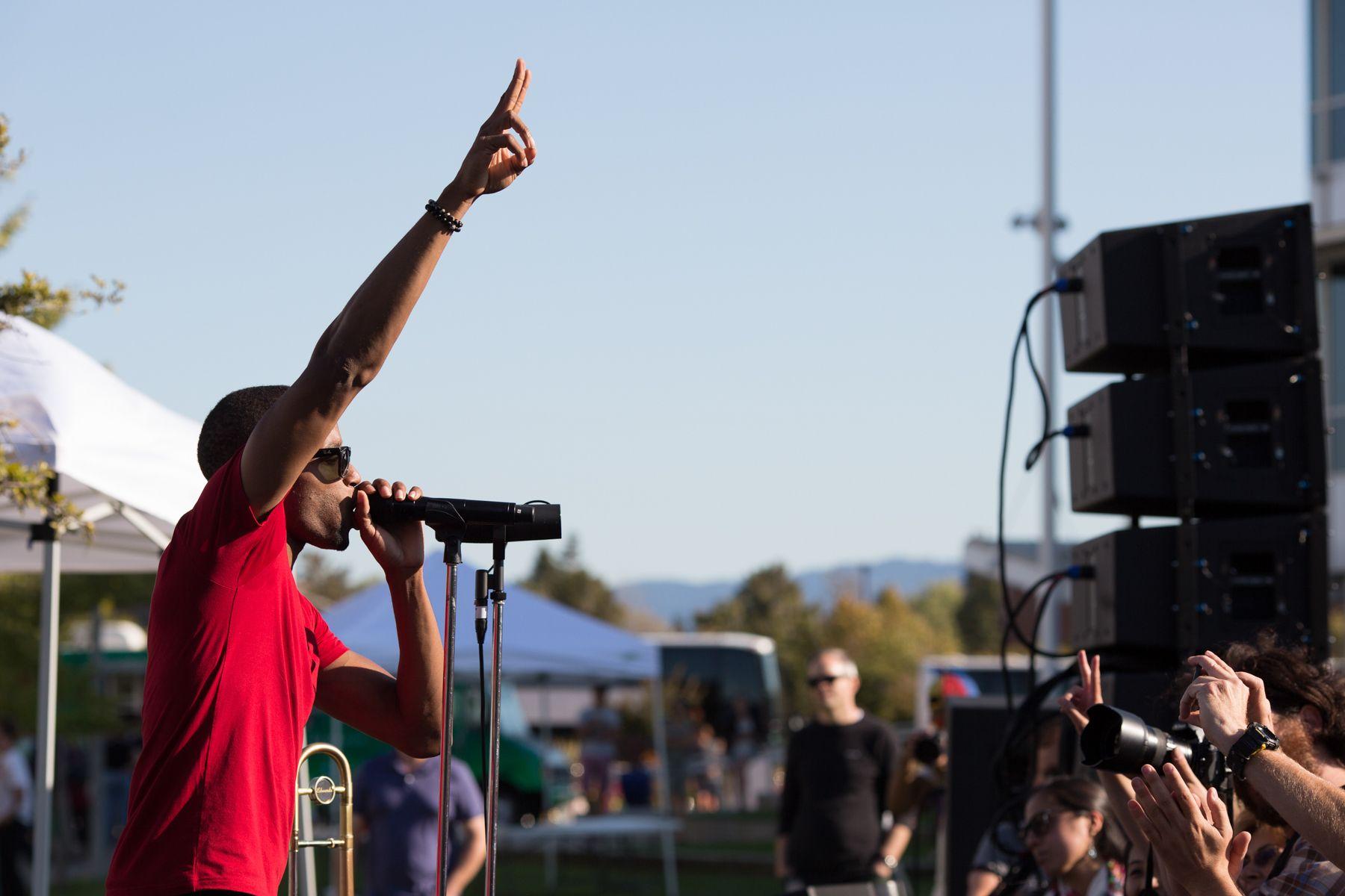 Trombone ShortyCrittfest 2013 | Mountain View, CA