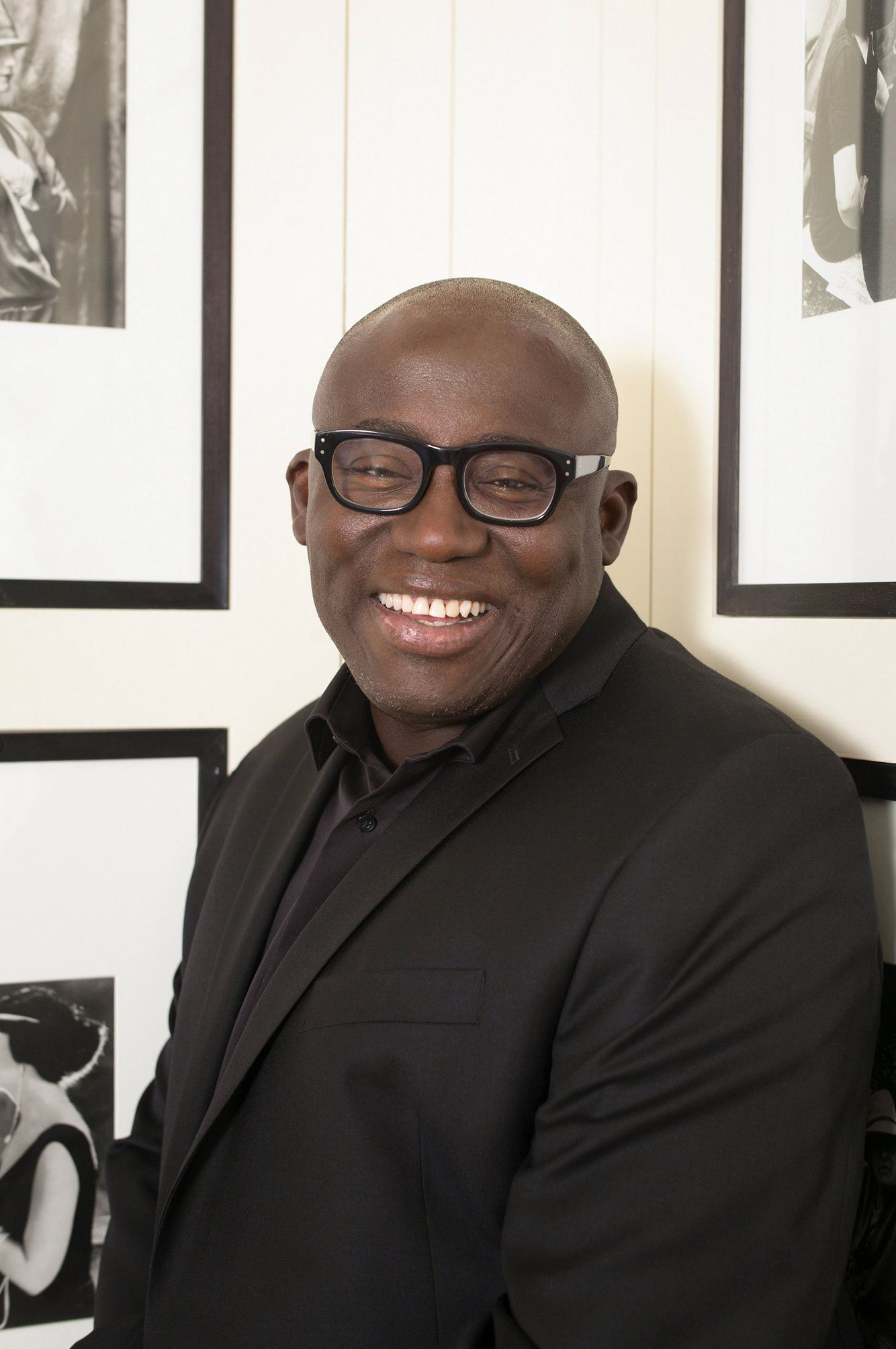 Edward Enninful Editor of British Vogue