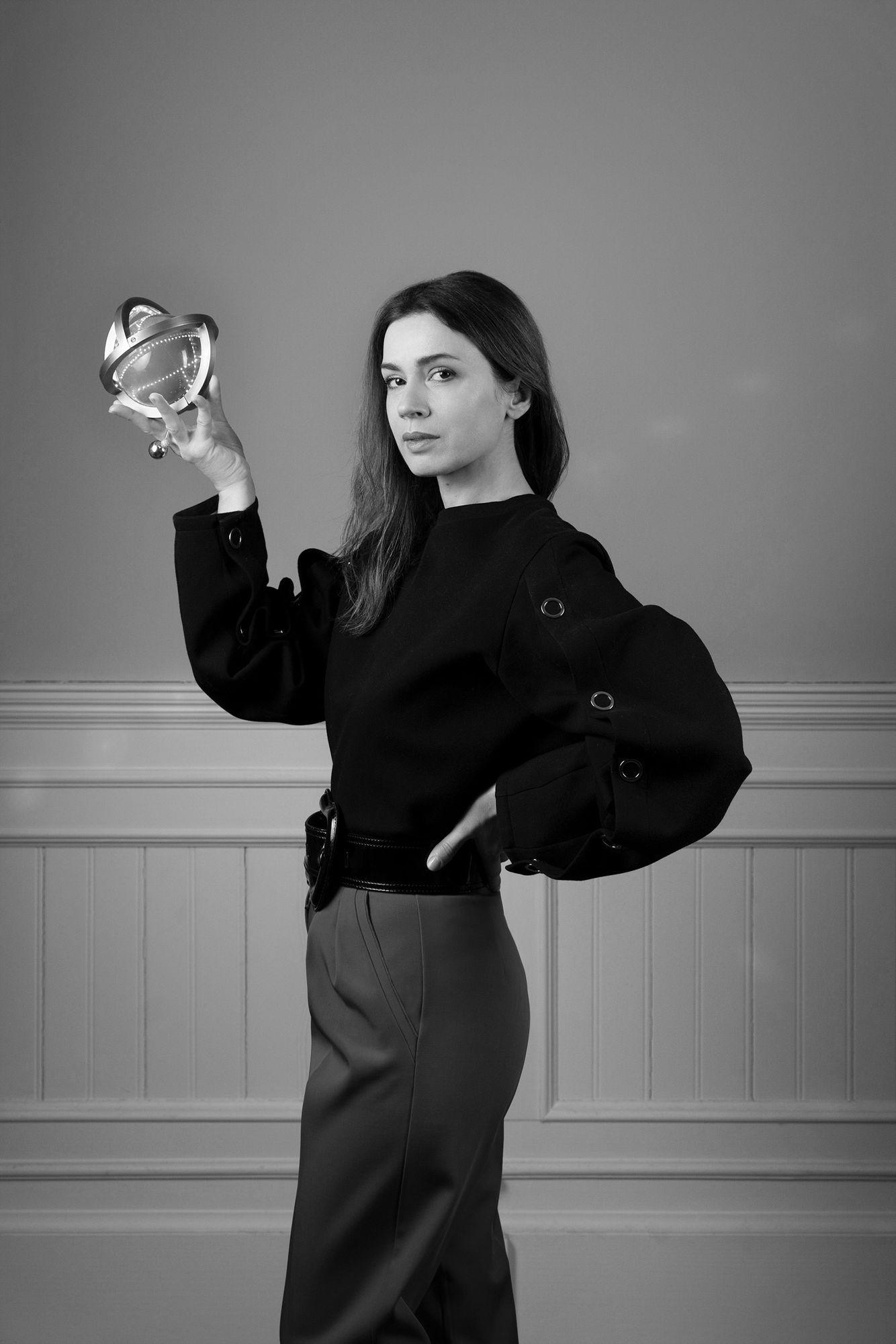 Designer Lara Bohinc