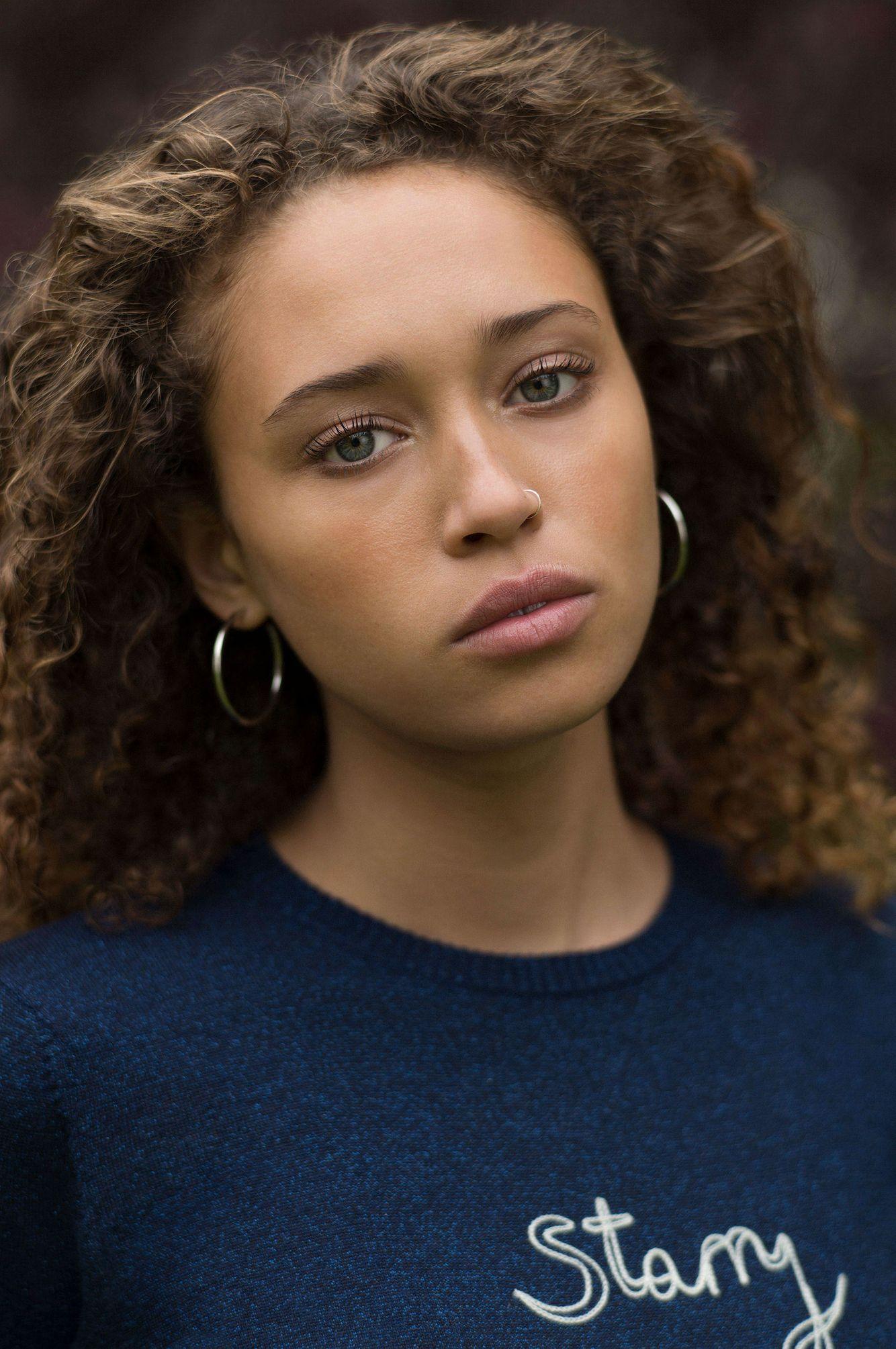 Actress Ella-Rae Smith