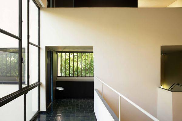 Corbusier's Villa La Roche