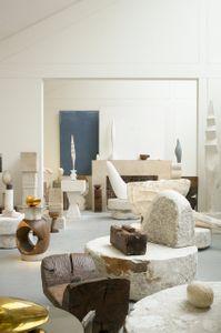 Atelier Brancusi at the Pompidou Centre