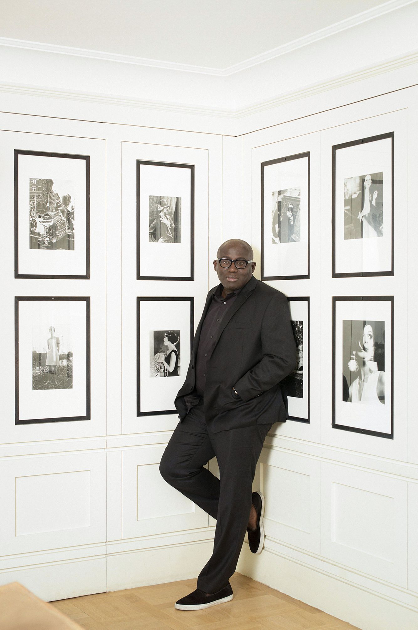 Edward Enninful Editor of British Vogue
