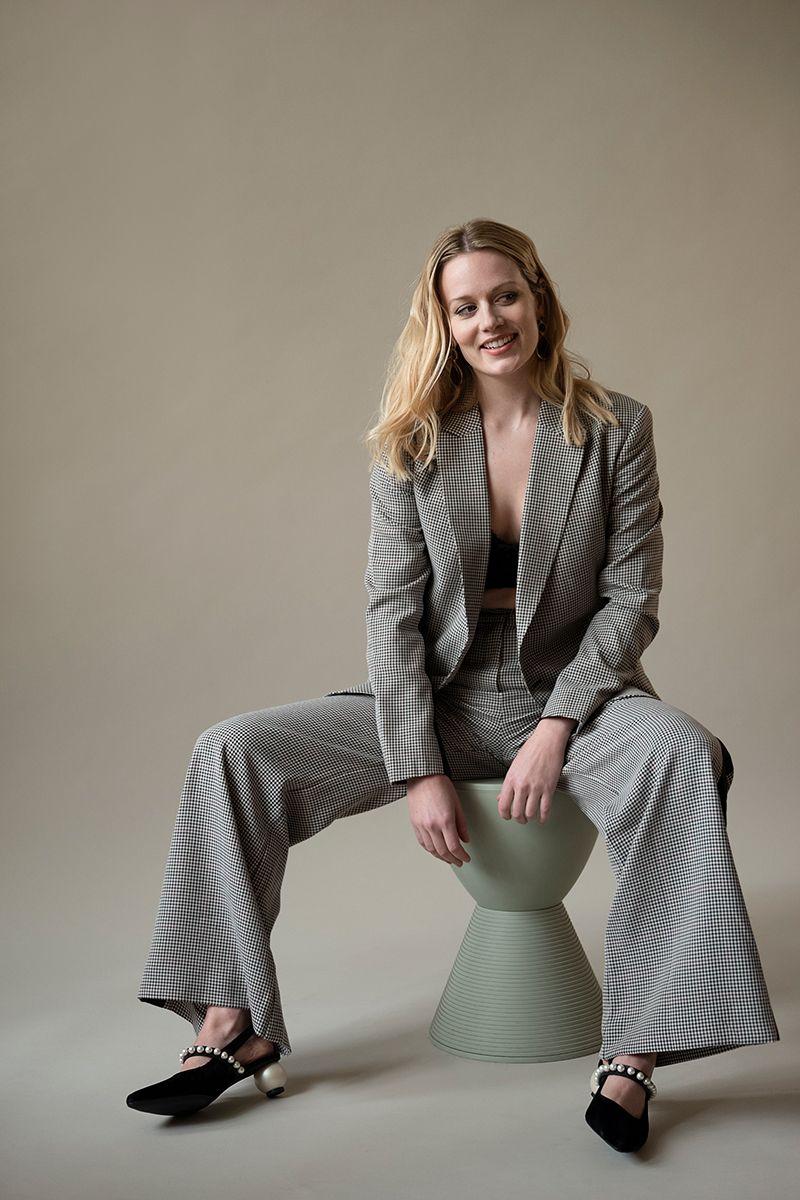 Actress Cara Theobold