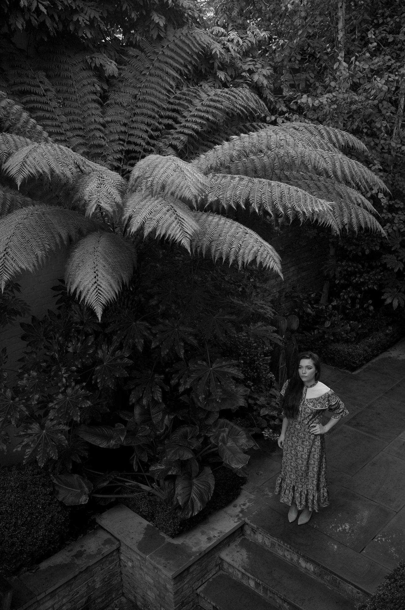 Actress Florence Pugh