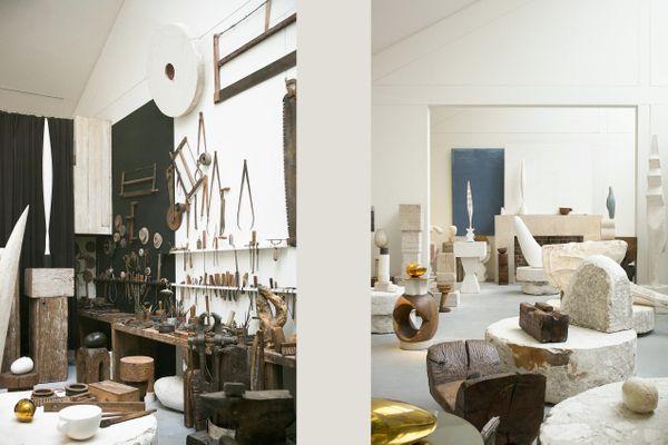 Brancusi Studio, Paris