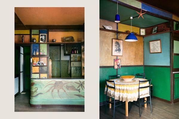 Thomas Rebutato's Starfish bar, France