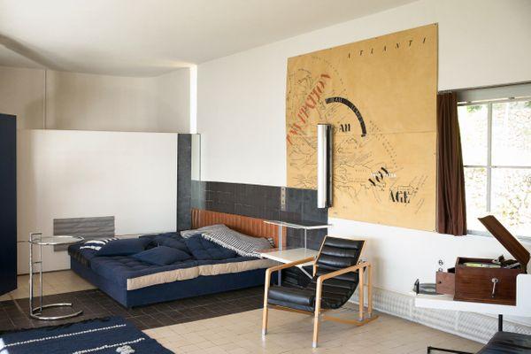 Eileen Grey's Villa E-1027
