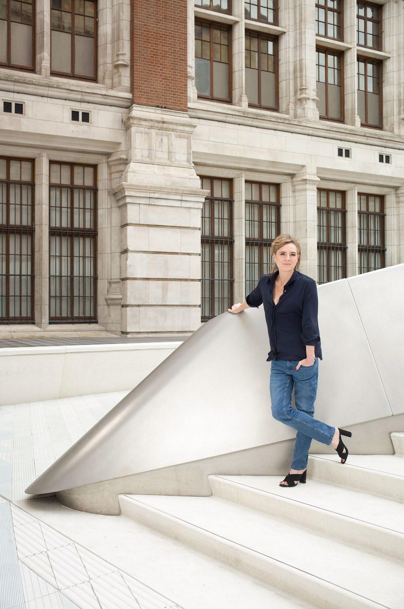 Architect Amanda Levete