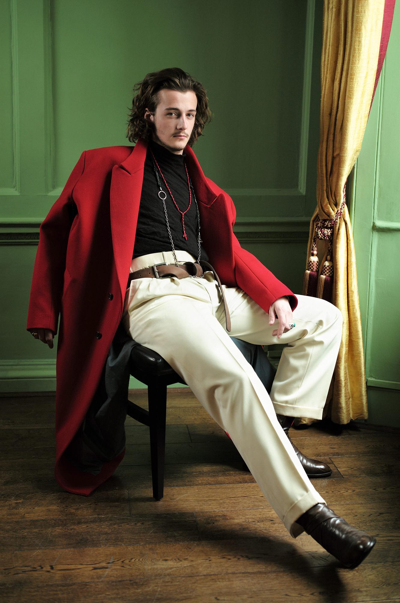 Fashion Curator Michael Neeson