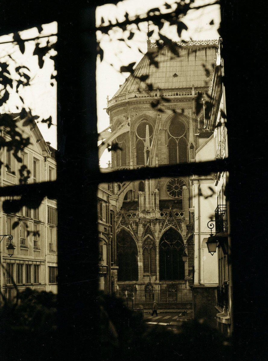 Photo: Window to Notre Dame, Paris, France.