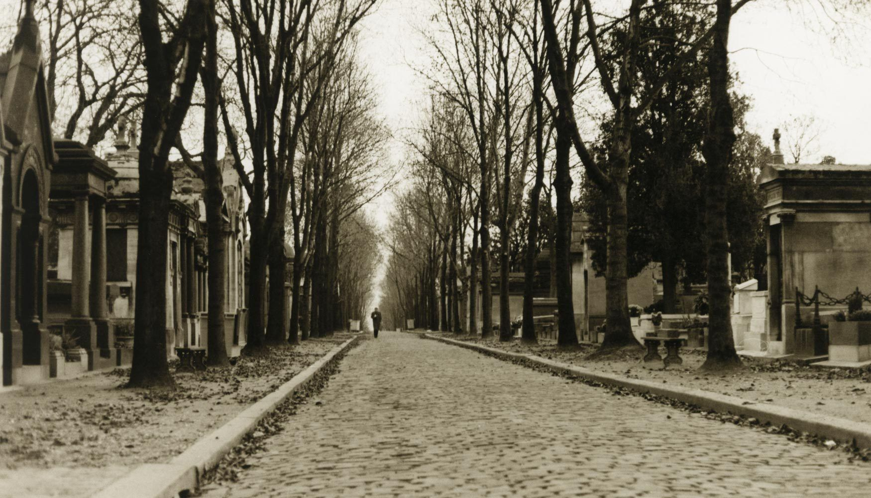 Paris cemetery - Pere LaChaise