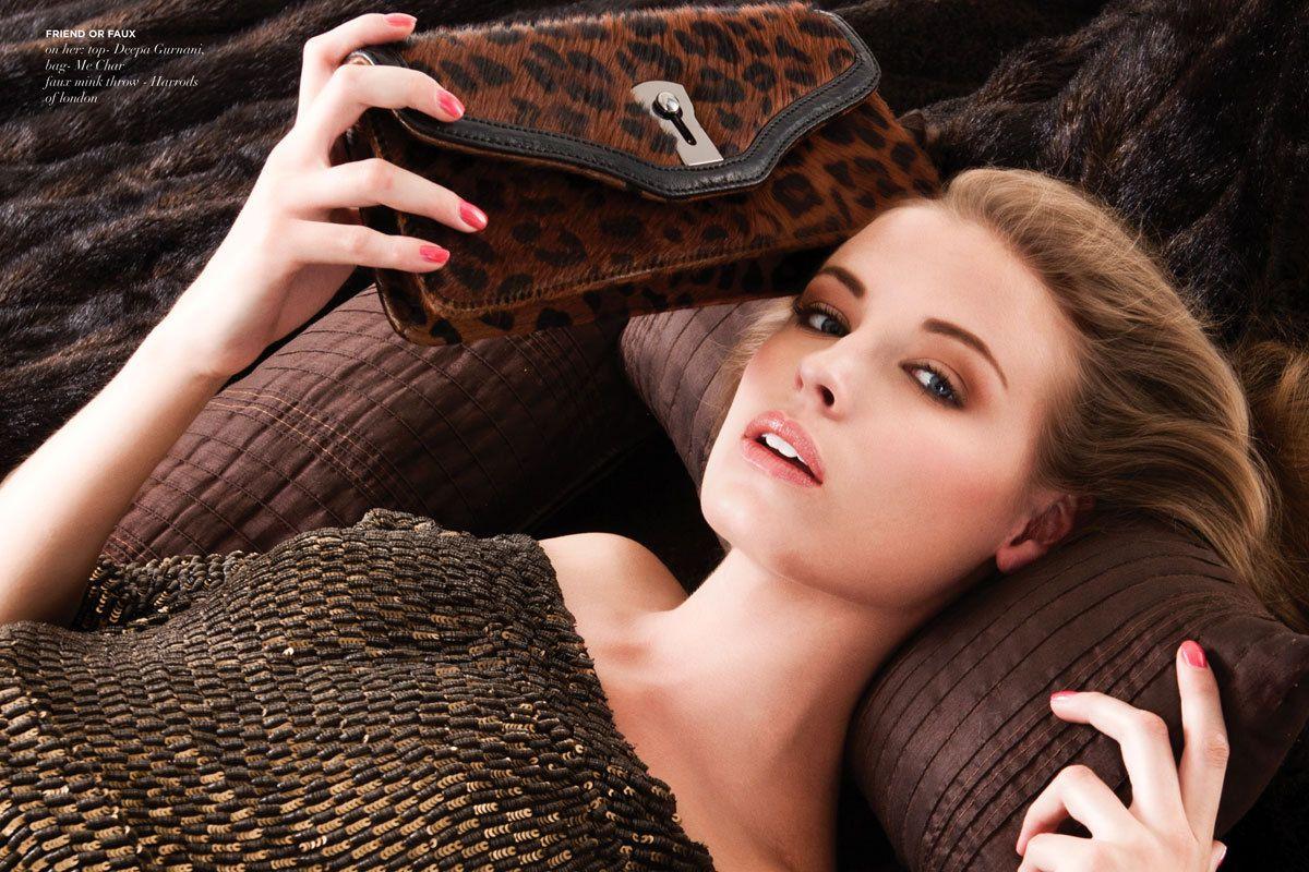 LA Fashion Magazine.