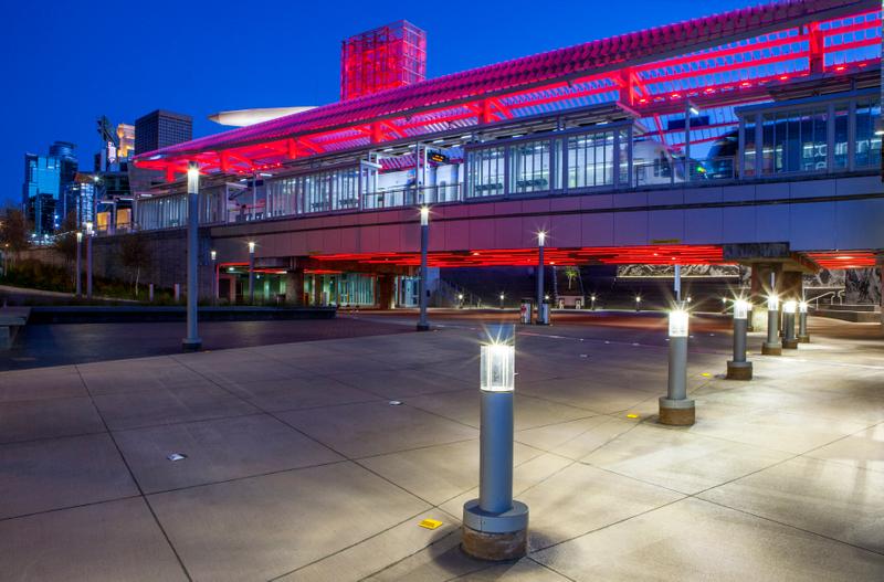 ANP Lighting Transit Station