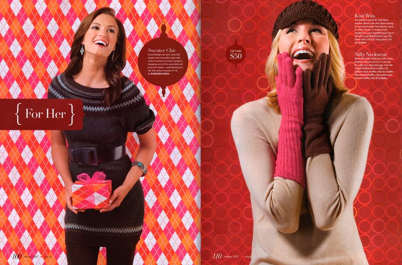 Macy's Fashion catalog by John Wagner Photography
